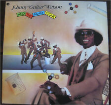 Johnny Guitar Watson, And The Family Clone, VG/VG, Vinyl LP, 7730