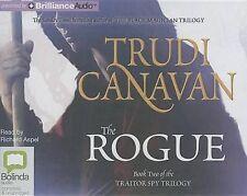 The Rogue by Trudi Canavan (CD-Audio, 2012)