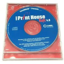 Corel Print House Magic 4.0 CD ROM Lexmark part # 14R0132