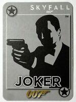 James Bond Skyfall Single Swap Playing Card Joker - 1 card