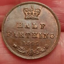 More details for high grade bun head victoria half farthings choose coin you want