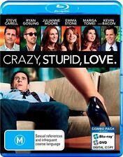 Crazy, Stupid, Love (Blu-ray, 2012)