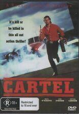 Cartel New DVD Region ALL Sealed