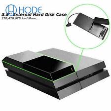 Data Bank Box 8TB Hard Drive External Box For PS4 Internal Memory Capacity UK