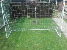 Opti 7x5ft Metal Football Goal Net Hardly Used