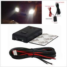 Car SUV LED Light Flash Strobe Controller Box Flasher Module Set 2 Way DC12V/24V
