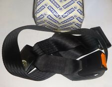 GENUINE NOS REAR SEAT BELT AND TONGUE FOR NISSAN PRIMERA P11E 88863-2F010