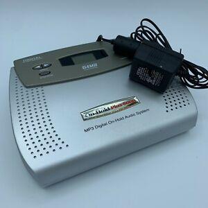 On Hold Plus 6000 MP3 Digital On-Hold Audio System
