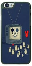 Mice watching Classic Mickey Mouse Phone Case Cover for iPhone PLUS Samsung etc