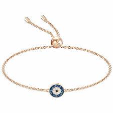 Swarovski Luckily Women's Bracelet - Multi-Colored, Rose Gold Plated