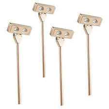 4x Showcase LED Pole Light Retail Jewelry Display FY-37G 4000k + UL 12V power
