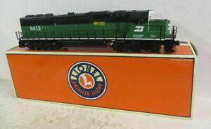 LIONEL 'O' 18288 BURLINGTON NORTHENR SD-60 DIESEL ENGINE ODYSSEY SYSTEM