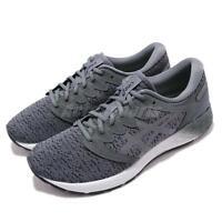Asics RoadHawk FF 2 MX Grey Men Running Training Shoes Sneakers 1011A255-021