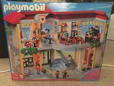 Playmobil 4324 Furnished School Building BNIB - rare discontinued item