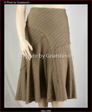 Vintage Trent Nathan Wool Mix Skirt Size 14