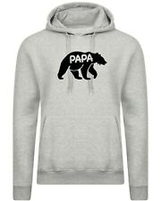 Beer Papa Funny Gift Hoodie for Father's day birthday beer Hoody Dad Daddy Hood