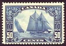 CANADA #158 Mint NH BEAUTY - 1929 50c Bluenose