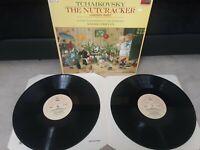 CFPD 4706 Tchaikovsky The Nutcracker London Symphony Orc Andre Previn 2LP HP TAS
