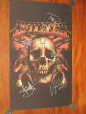 """HELLYEAH - FULLY SIGNED 11"""" X 17"""" LITHOGRAPH"""