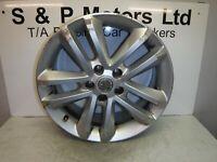 """Vauxhall Vectra C 02-08 17"""" 7J ET41 Ronal Alloy Wheel 5x110 13183227 #3"""