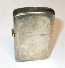 Vintage Sterling Silver 950 3 Barrel Zippo Lighter