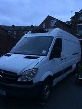 Mercedes Sprinter salvage spares or Repairs Unrecorded bargain