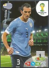 PANINI ADRENALYN XL FIFA WORLD CUP BRAZIL 2014-URUGUAY-DIEGO GODIN