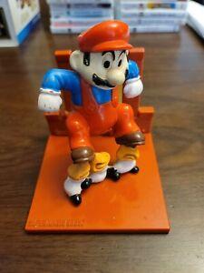 Vintage 1988 Super Mario Bros. Nintendo High Score Hasbro Mario Goombas Display