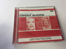 Dinah Shore : The Ultimate Dinah Shore CD (2001)