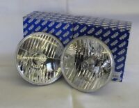 """Land Rover Defender 7"""" CRYSTAL SVX Free Form Headlamps Wipac S6096"""