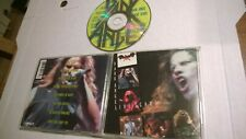 DARK ANGEL live scars CD 1990 Combat – 88561-2013-2 Fr