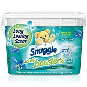 Snuggle Laundry Scent Boosters Concentrated Pacs 115 Count