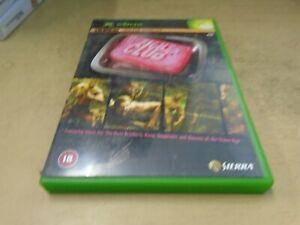 Fight Club - XBOX - CIB -  Very Good Condition -