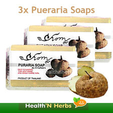 3x Pueraria Mirifica Soap - Triple power for Face & Body Firming