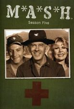 MASH TV Complete Fifth Season 5 Five Series DVD Set of Episodes Show Volume Alan