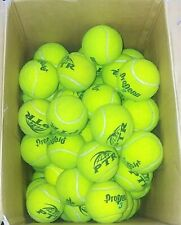 5 or 24 PCS USED TENNIS BALL - DEAD-DOG TOYS- OTHER USES - MEDIUM GRADE