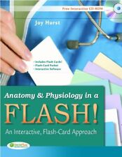 Anatomy & Physiology in a Flash! Book & Flash Cards: An Interactive, Flash-Ca…