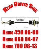Rear Drive Shaft Boss for Yamaha Rhino 660 04~07 450 06~09 700 08~13