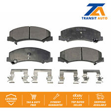 Front TEC Ceramic Brake Pads Chevrolet Impala Buick Lucerne Cadillac DTS Limited
