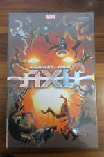 LIVRE COLLECTOR - MARVEL  AXIS - AVENGERS X-MEN    -  ABSOLUTE GRAND FORMAT