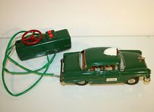 Linemar 1954er Chevrolet Police aus Blech (Made in Japan - 1950er Jahre)