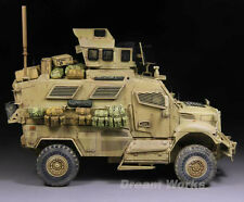 Built Kinetic 1/35 MaxxPro Mine-resistant Ambush-Protected Vehicle+PE+Acceseries