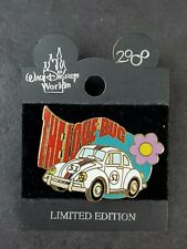 Disney Herbie The Love Bug 53 Car Limited Edition 10000 Pin 163 WDW 2000 RARE