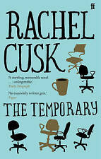 The Temporary by Rachel Cusk (Paperback) New Book