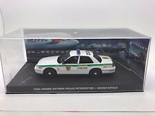 JAMES BOND 007 FORD CROWN VICTORIA POLICE INTERCEPTOR CASINO ROYAL 1/43 CAR