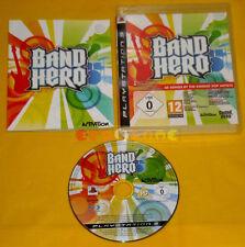 BAND HERO Ps3 Versione Europea Solo Software »»»»» COMPLETO