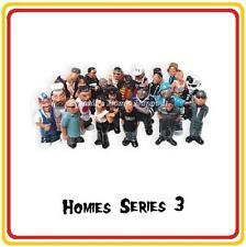 Homies Series 3 -  24 different figures,  great for 1:32 dioramas HTF (loose )