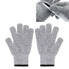 Free Size  Soft Anti-Cut Fishing Gloves Safety Gloves Food Grade Hand Protection