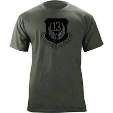 13th Air Force Subdued Patch T-Shirt