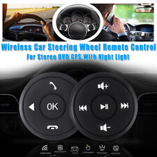Universal Wireless Car Steering Wheel Remote Control Button For Stereo DVD GPS